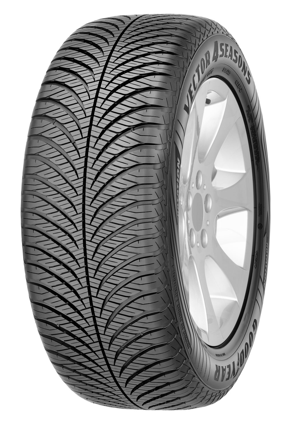 Goodyear Vector 4 seasons  235/55 R17