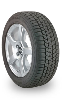 Bridgestone Blizzak LM-25 205/55 R16