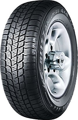 Bridgestone Blizzak LM 25 4*4    235/60R17