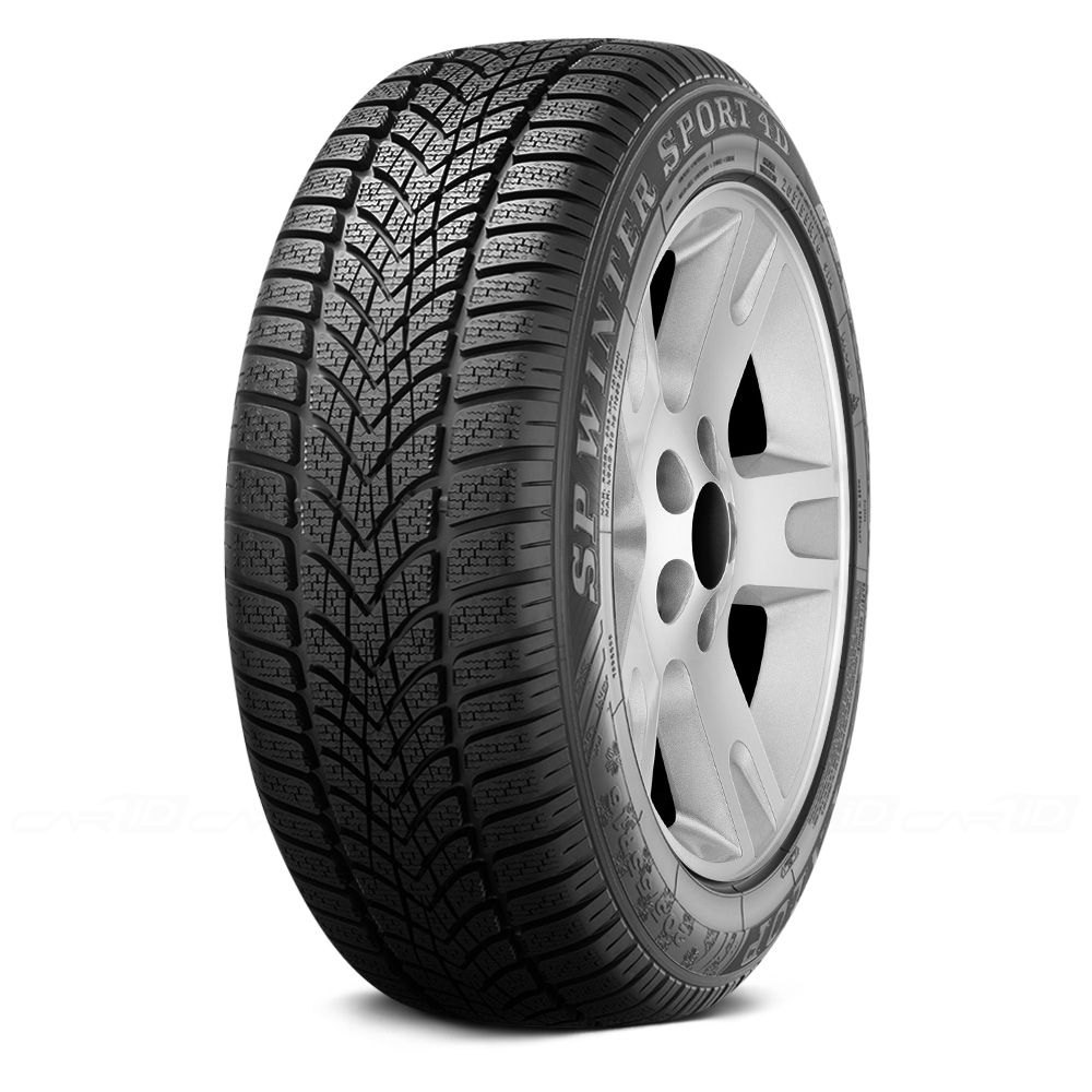 Dunlop SP Winter Sport 4D	205/60 R16