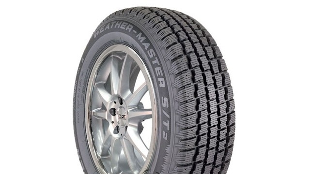 Cooper Weather-Master S/T2	205/70 R15