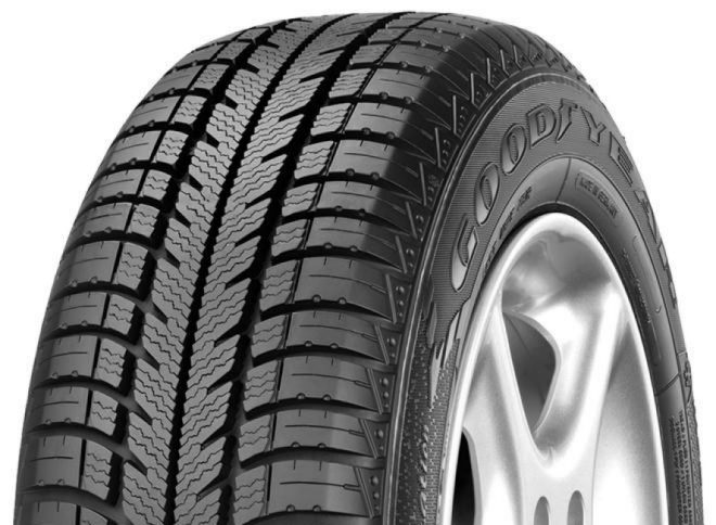 Goodyear  Eagle Vector +   215/55	R16