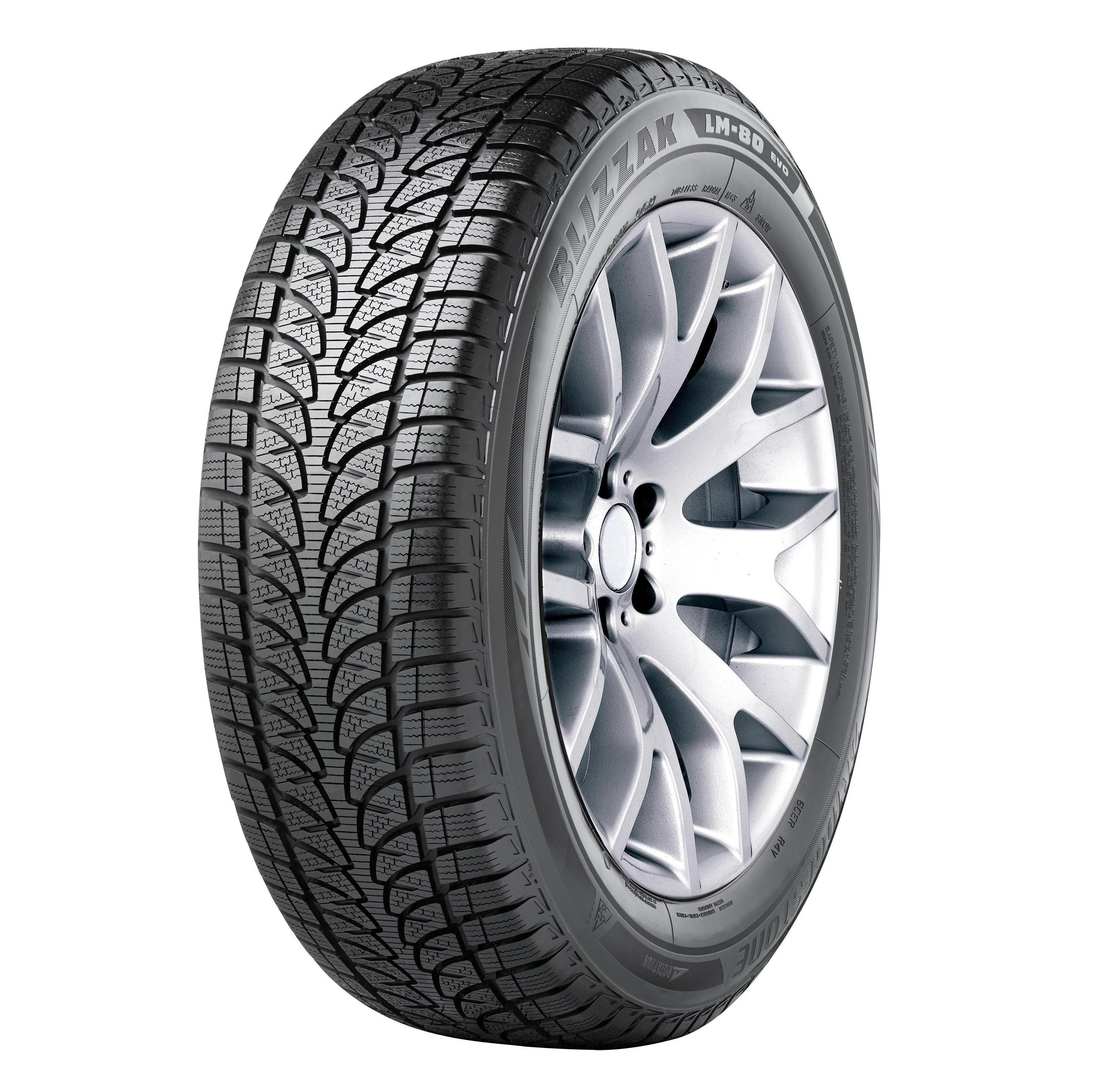 Bridgestone Blizzak LM 80 Evo 215/70 R16