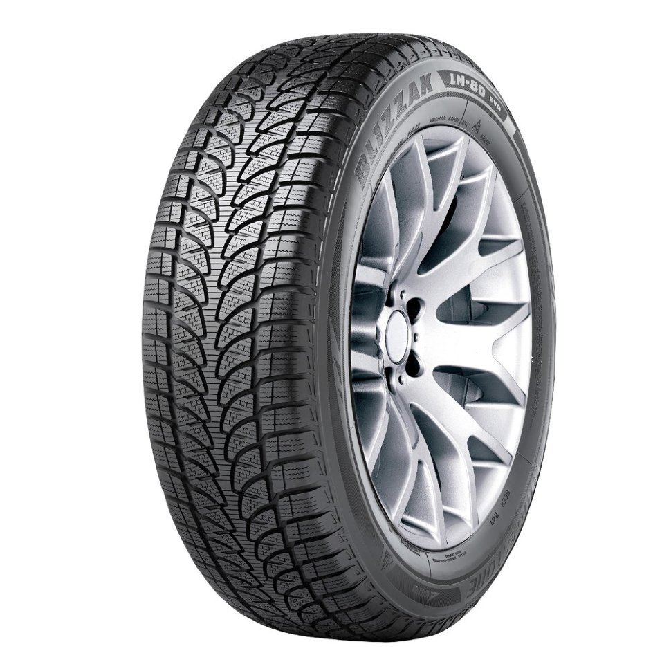 Bridgestone Blizzak LM 80   255/55 R18