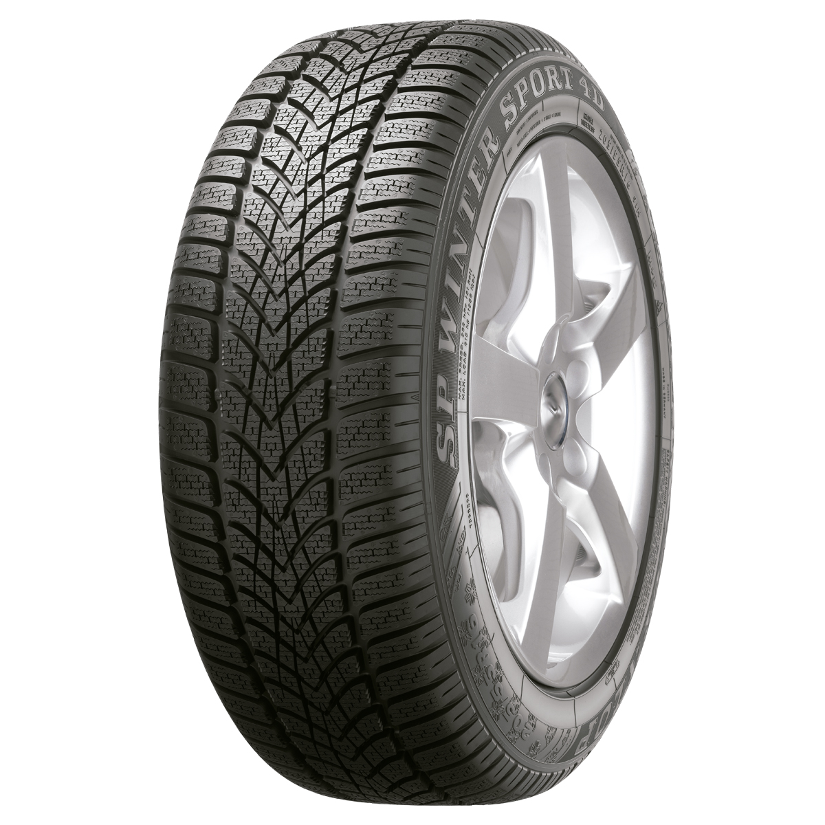 Dunlop SP Winter Sport 4D tubeless   245/45 R17