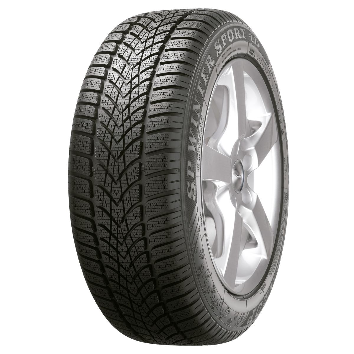 Dunlop SP Winter Sport 4D tubeless   245/45 R17