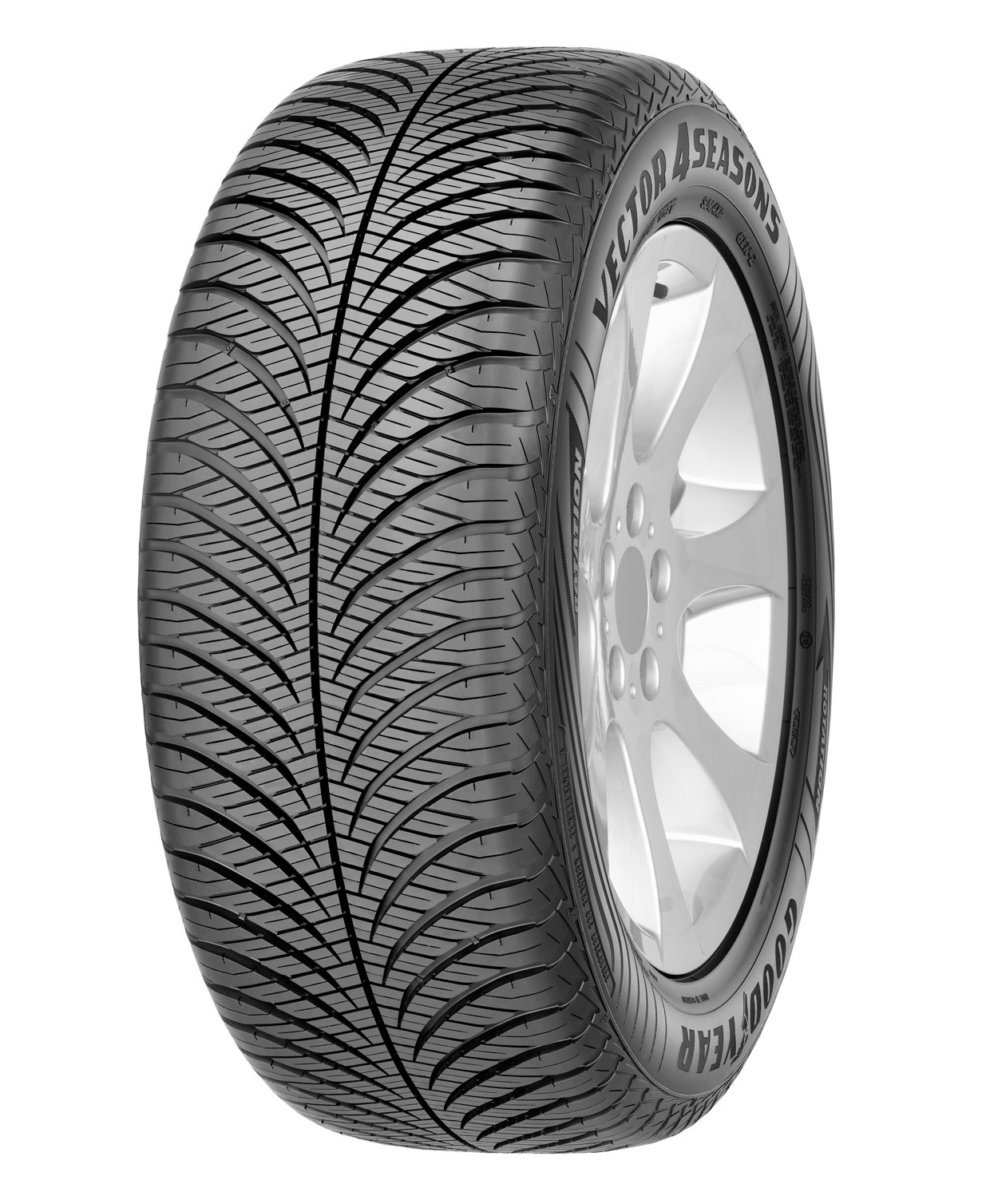 Goodyear Vector 4 seasons 215/60 R17