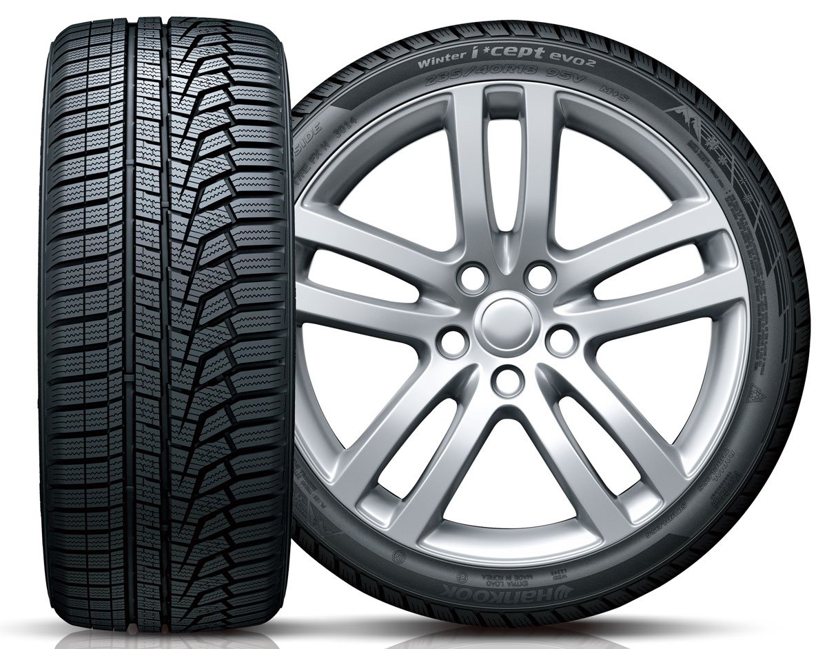 Hankook	Winter Icept  evo2	 225/50 R17
