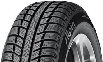 Michelin Alpin A3 195/55 R16