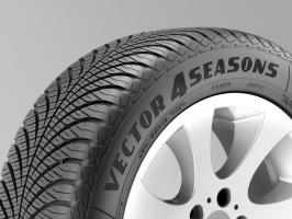 Goodyear Vector 4 Seasons 215/45 R16