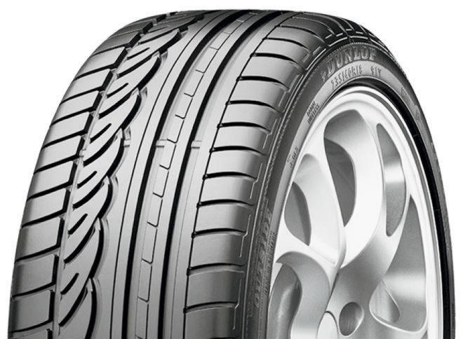 Dunlop SP Sport 01  185/60 R15