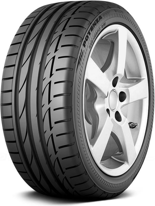 Bridgestone Potenza S001 RFT  225/50 R17