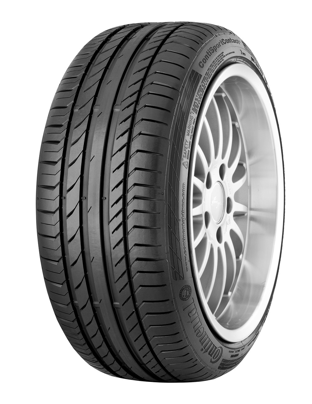 Continental ContiSportContact 5   245/45 R17