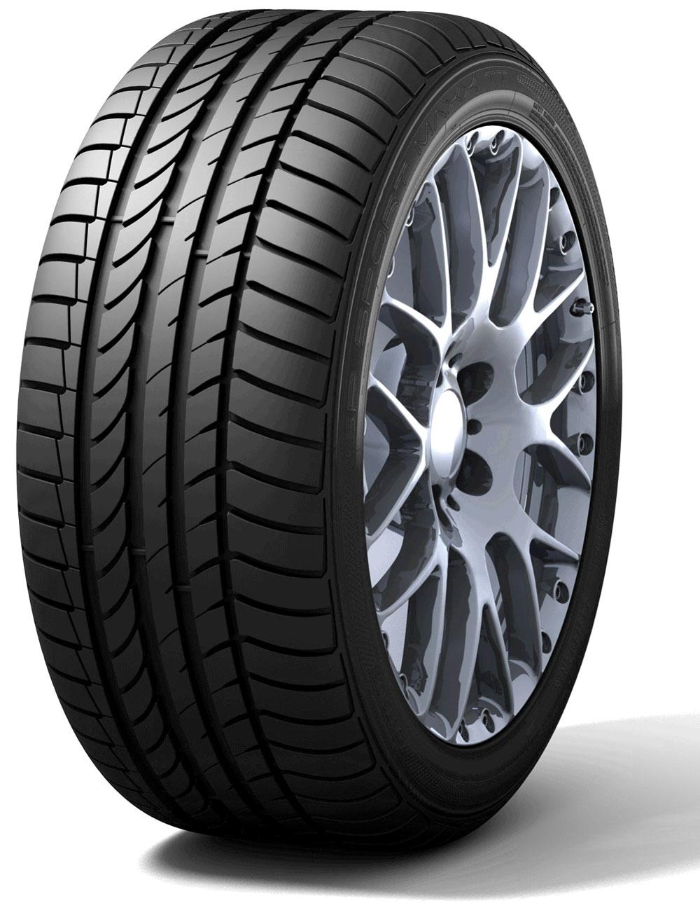 Dunlop SP Sport Maxx 235/55 R17