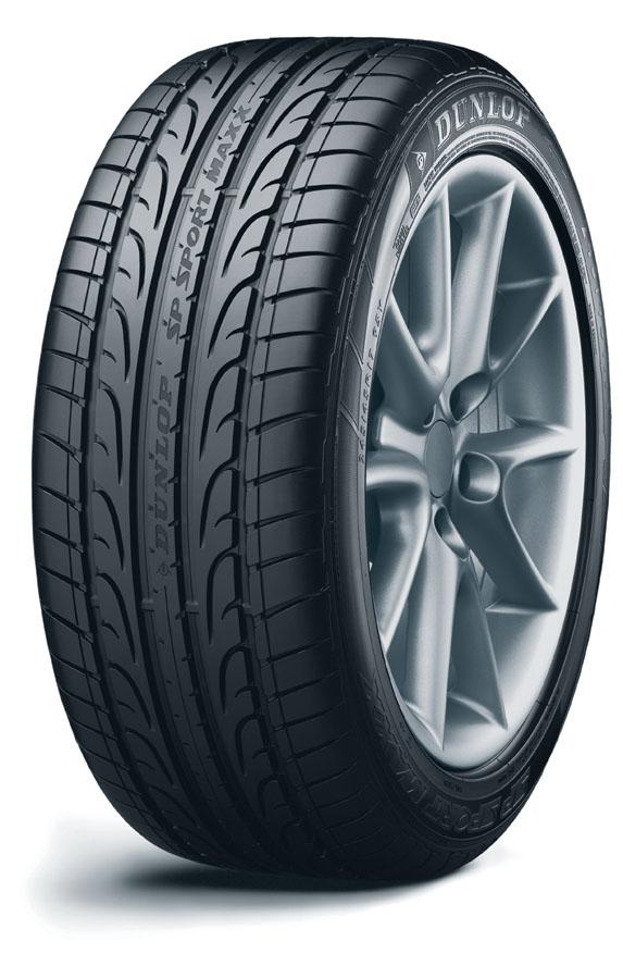 Dunlop Sport Maxx RT  245/40 R17