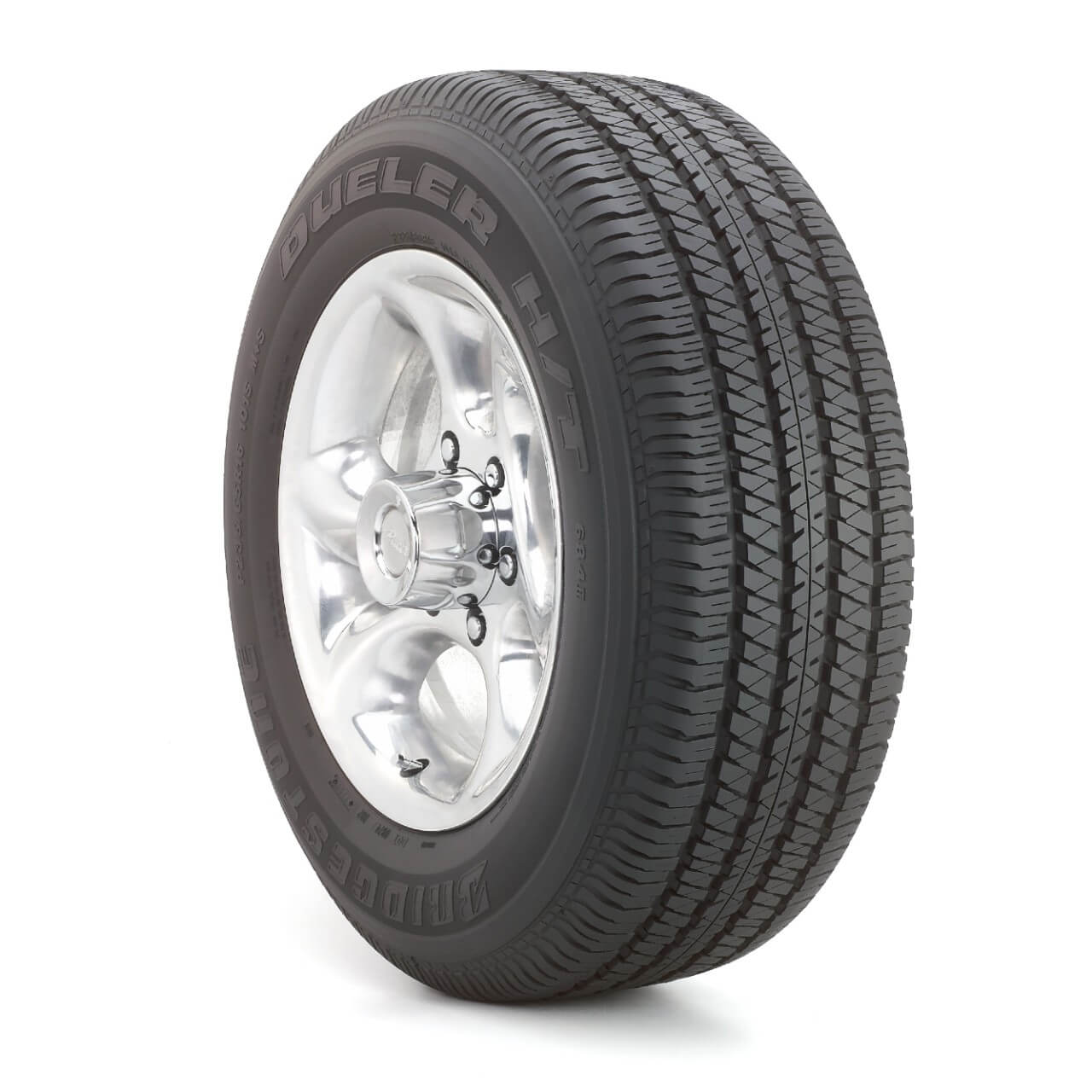 Bridgestone Dueler H/T 684 II  265/65 R17