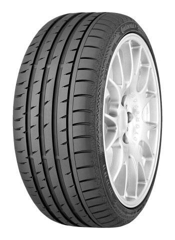 Continental ContiSportContact 3 205/50 R17