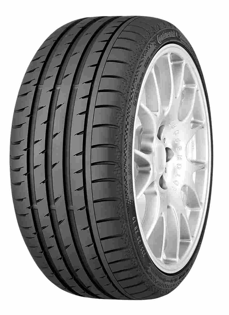 Continental ContiSportContact 3   255/45 R19