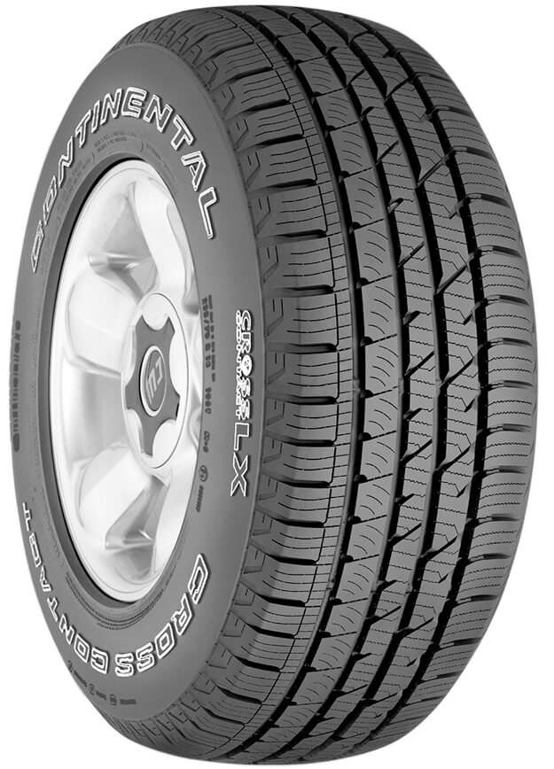 Continental CrossContact LX 235/65 R17