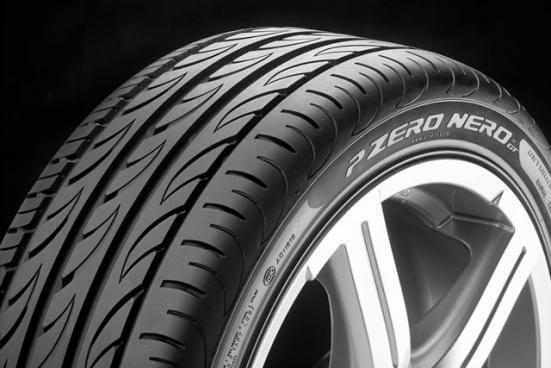 Pirelli Pzero Nero GT  225/55 R17