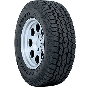 Toyo Radial Open Country 195/80 R15