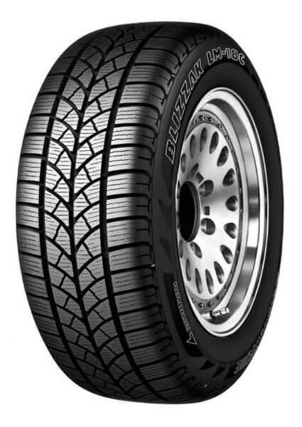 Bridgestone Blizzak LM 18C  215/65 R16C