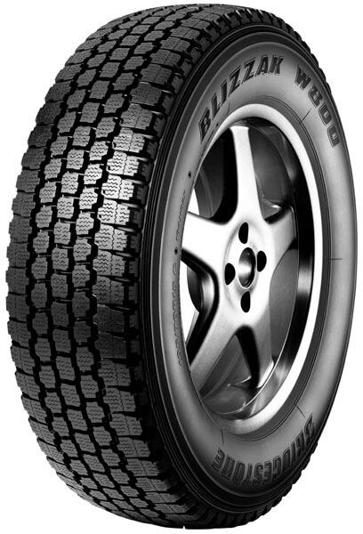 Bridgestone Blizzak W800  205/65R16C