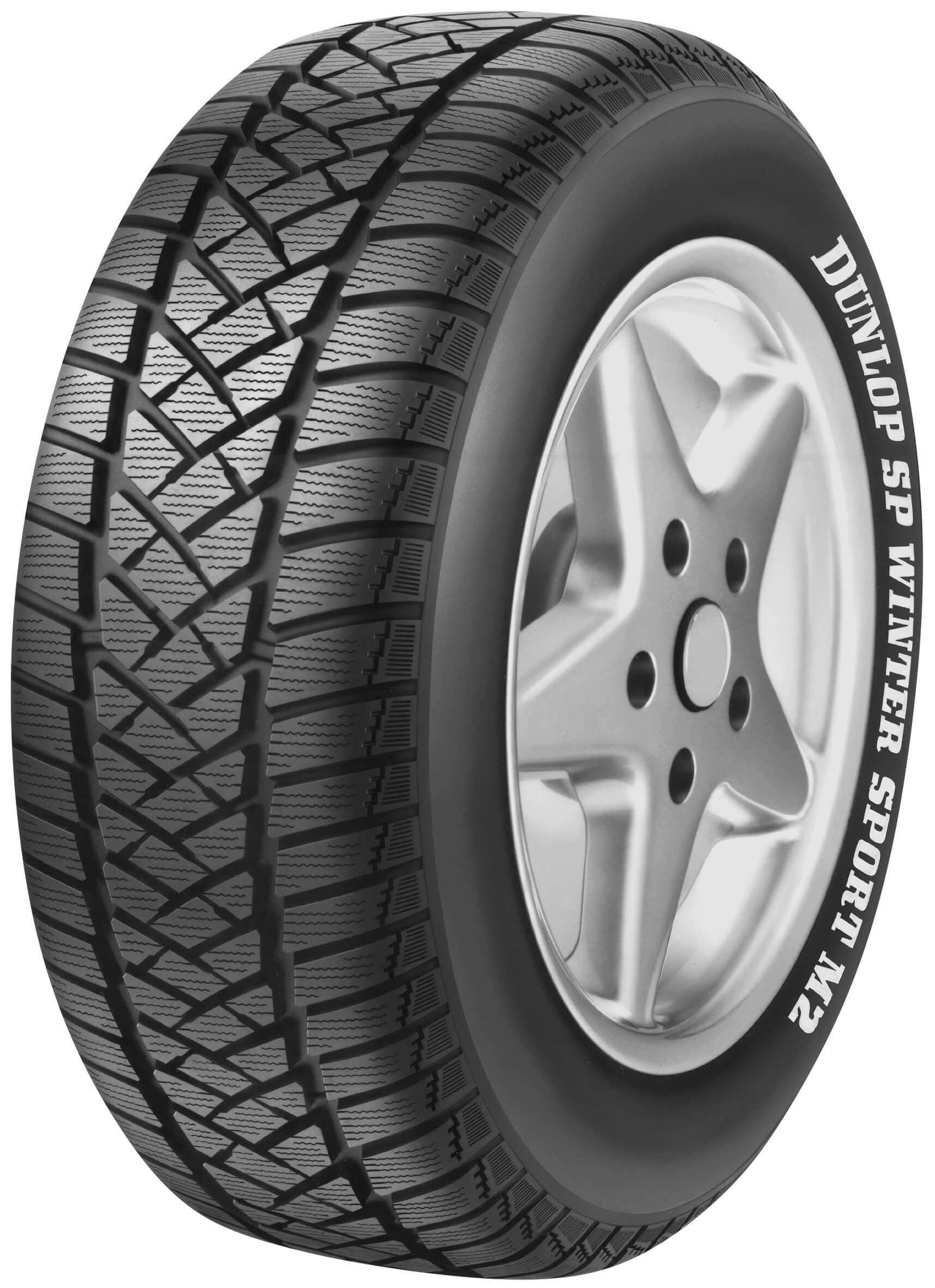 Dunlop SP Winter Sport M2  195/60 R16C