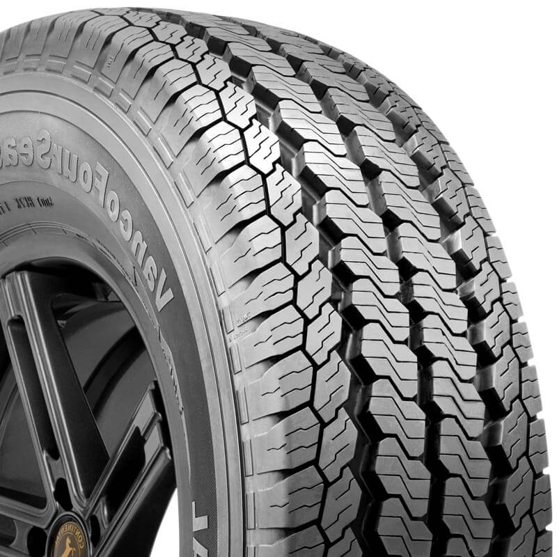 Continental Vanco Four season 215/75 R16C