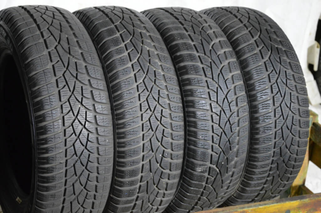 Dunlop SP Winter Sport 235/55 R17