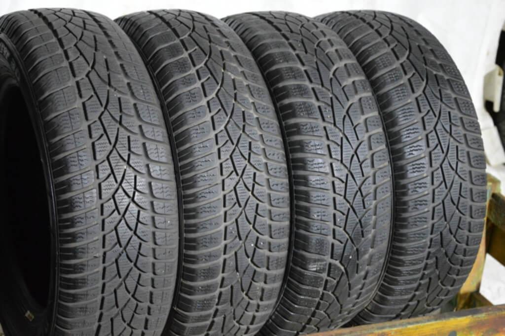 Dunlop SP Winter Sport 235/55 R17
