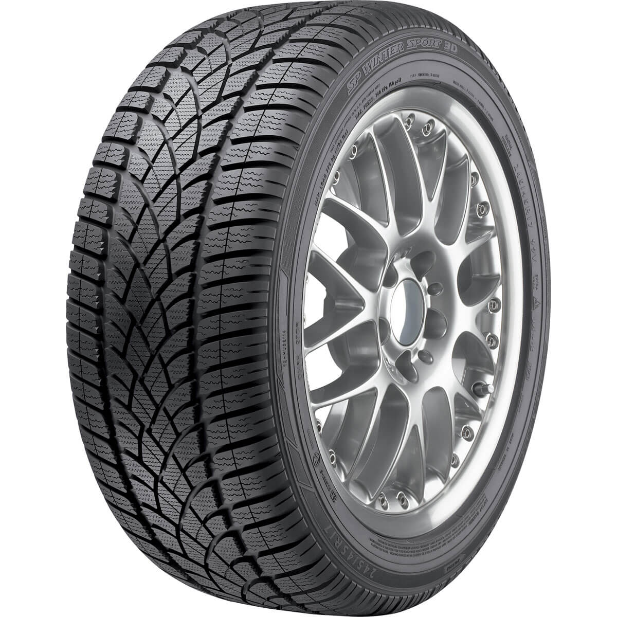 Dunlop sp winter sport 3D 235/55 R18