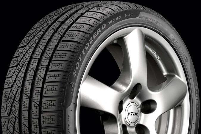 Pirelli Sottozero winter 240 245/40 R19