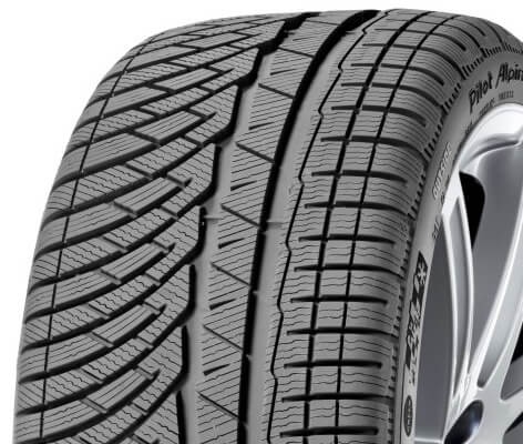 Michelin Pilot Alpin RA4 225/40 R18
