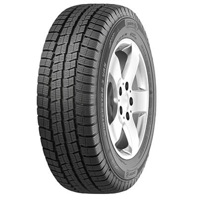 Points winterstar 3 van 205/65 R15C