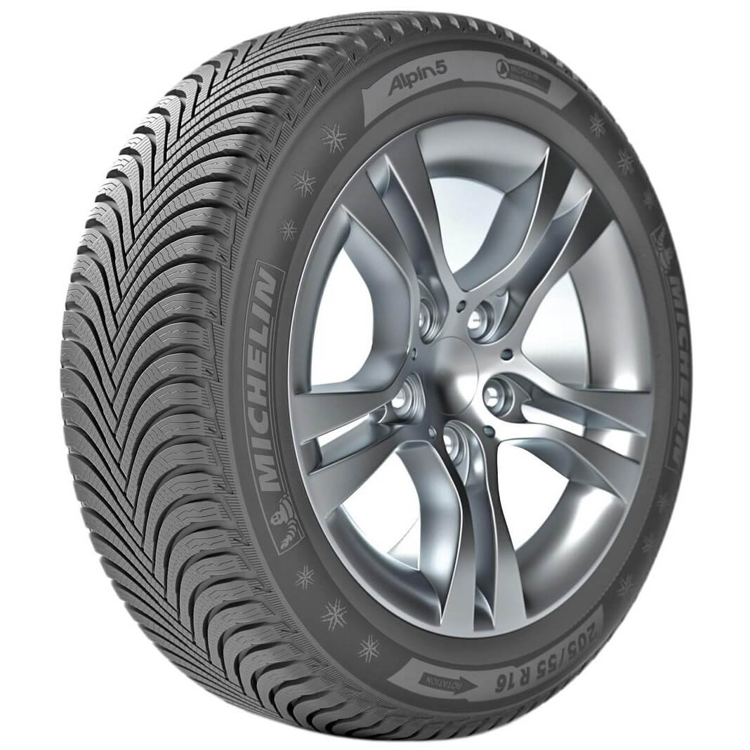 Michelin	Alpin A5 195/65 R15