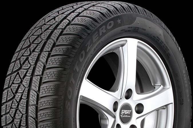 Pirelli sottozero winter 210 205/60 R16