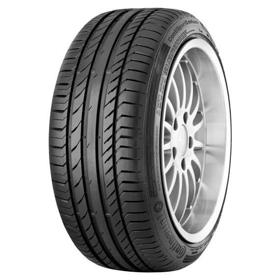 Continental Cross Contact 5 215/60 R17